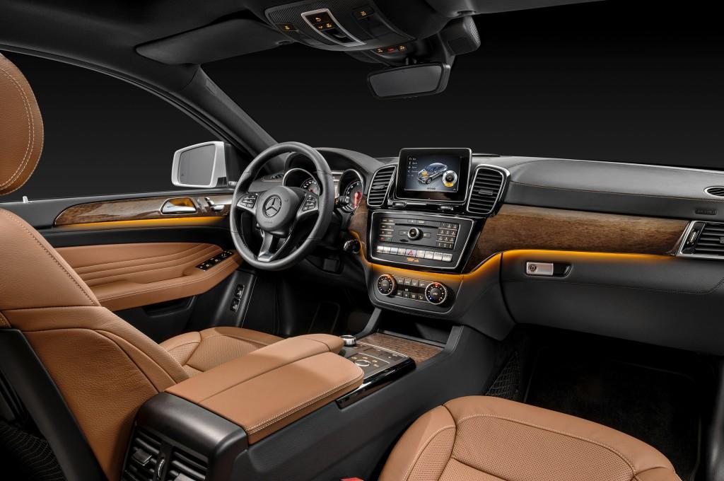 Mercedes-Benz GLE Мерседес в Севастополе - Автосалон Престиж Автомоторс