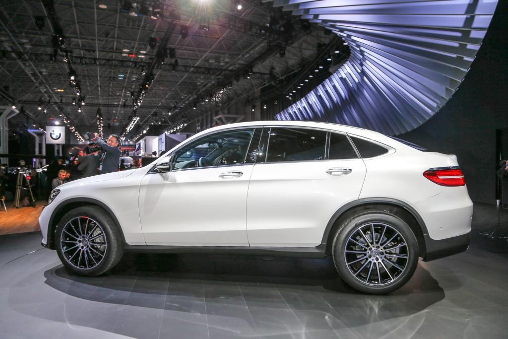 Купить Мерседес в Крыму - Mercedes-Benz GLC Coupe