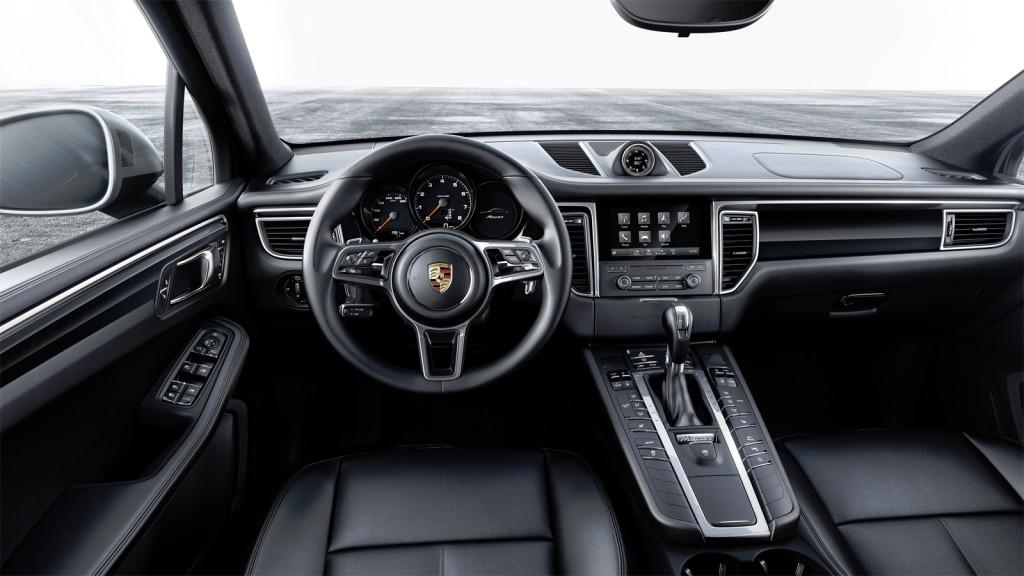 Porsche Macan 2017 - Автосалон Престиж Автомоторс